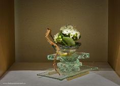 Miniature arrangement https://www.facebook.com/Ikebana-International-Montreal-852683954845979