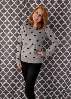 Kut from the Kloth Sinclaire Button Front Blouse – A Sprinkle of Life Polka Dot Sweater, Polka Dot Top, Stitch Fix, Turtle Neck, Pullover, Princess, My Style, Blouse, Fitness