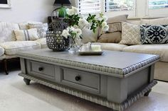 Painting Coffee Tables Ideas Grey Painted For The Excellent Room Designing Home Design 6 Pinterest