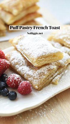 Breakfast Catering, Breakfast Dessert, Breakfast For Kids, Breakfast Recipes, Breakfast Ideas, Brunch Ideas, Yummy Snacks, Delicious Desserts, French Pastries