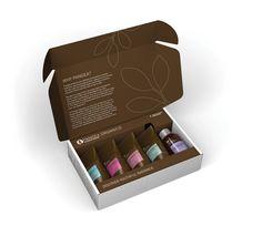 Pangea Organics packaging by Josh Ivy branding... box?