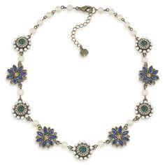 Illusions of India Mixed Shape Collar Necklace
