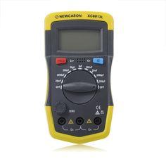 XC6013L Digital LCD Display Capacitor Capacitance Meter Tester
