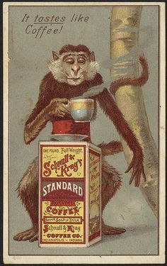 It taste like coffee! Schnull & Kreg's Standard Roasted Coffee [front] | Flickr - Photo Sharing!