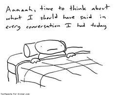 """""""It's that time again  #introvert #introversion #introverts #quiet #people #thinker #talk #lol #intj #istj #intp #istp #isfp #isfj #infj #infp…"""""""
