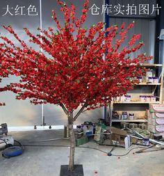 artificial peach tree