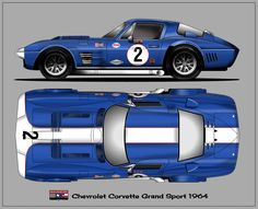 Corvette Grand Sport 1964