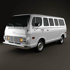67 Chevy Van