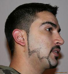 beard shave patterns   chin strap beard donegal beard garibaldi beard goatee stubble every
