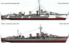 Royal Canadian Navy, Royal Navy, Naval History, Military History, Navy Coast Guard, Model Ship Building, German Submarines, Nautical Art, Navy Ships