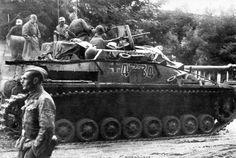 Stug IV SS Panzerabteilung 4, 4.SS-Polizeipanzergrendierdivision, Romiania or Hungary in autumn 1944.