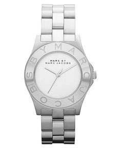 Love this Marc by Marc Jacobs Watch!