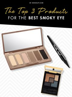 A smoky eye is only as good as the palette it came from, and were always on the lookout for products that can perfect our eye makeup! Here are our favorite products and how to use them to get your best every smoky eye.