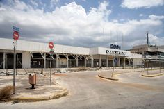Athens Ellinikon International Airport (closed since 2001) - Olympic Airways Terminal