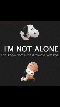 Inspirational Snoopy
