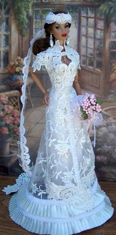 Like the applique bodice and skirt but not the very bottom of it