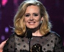 Adele was a big winner at the Grammy and Lady Antebellum got to play a part in it