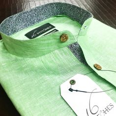 The Green Lantern styled at its best!  Like it? Design your own shirts at…