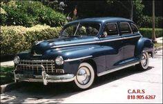 '46 Dodge Custom Sedan