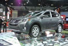 Revealed: All-new 2013 Toyota RAV4 - 2012 LA Auto Show