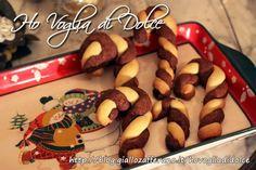 Biscotti di Natale, ricetta dei miei abbracci natalizi