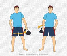Discover 11 Kettlebell Deadlift Workouts along with 7 Deadlift Variations, Tutorial Videos, Benefits and More. Start you kettlebell training journey here. Upper Body Kettlebell Workout, Best Kettlebell Exercises, Kettlebell Deadlift, Kettlebell Circuit, Abs Workout Video, Kettlebell Training, Kettlebell Swings, Dumbbell Workout, Workouts