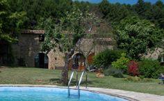 günstige romantische Ferienwohnung mit Garten und Pool