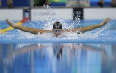 UGA's Kalisz wins silver in 400-meter IM  | www.ajc.com
