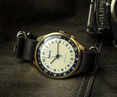 RARE Raketa 24 Hours Vintage men's watch