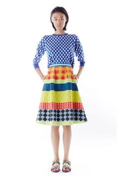 Novis - Mixed stripes and checks
