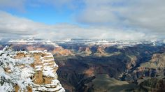 The Grand Canyon in winter.Wikimedia Commons An Irish American man from Texas was found alive after having gone missing in the Grand Canyon for 11 days during extreme cold weather. Grand Canyon Arizona, Grand Canyon Winter, Canyon Colorado, Grand Canyon Helicopter, Helicopter Tour, Canon, Visiting The Grand Canyon, All Nature, Parc National