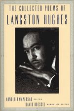 Langston Hughes  - His poetry was seminal in the Harlem Renaissance in the decades following WWI.