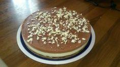 torta tre cioccolati bimby
