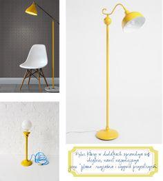 Z potrzeby piękna....piękne domy, mieszkania i aranżacje.: żółty