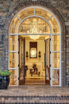 The most gorgeous front door. The details are both ornate and captivating. This entrance definitely makes a great first impression. Redmond, WA Coldwell Banker BAIN