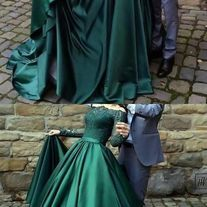 modest dark green party dress, off the shoulder prom dresses ,prom dress with long sleeves, evening gowns with lace, a line party from Loveprom Dark Green Prom Dresses, Green Party Dress, Prom Dresses Long With Sleeves, Lace Evening Dresses, Prom Party Dresses, Evening Gowns, Wedding Dresses, Elegant Dresses, Dress Long