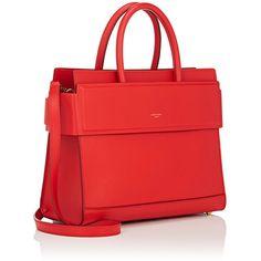 Givenchy Women's Horizon Small Bag (8.225 BRL) ❤ liked on Polyvore featuring bags, handbags, purses, bolsas, givenchy, handbag's, red bags, red purse, snap purse and givenchy handbags