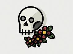 Skull – Daily Illustration