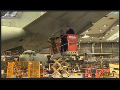 BBC Look East West Marshall Aerospace and the RAF's Hercules 50yrs on - ...