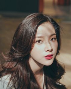 You are in the right place about korean beauty routine Here we offer you the most beautiful pictures Korean Beauty Girls, Korean Beauty Routine, Pretty Korean Girls, Asian Beauty, Beautiful Chinese Girl, Beautiful Asian Women, Asian Hair, Face Art, Art Faces