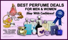 Your one-stop perfume shop.Smell the savings!