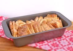 Vittles and Bits: Overnight Pull-Apart Cinnamon Loaf