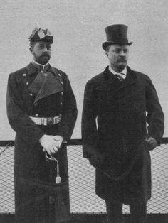 Prinz Heinrich Theodore Roosevelt - Kronprinz Wilhelm (Schiff, 1901) – Wikipedia