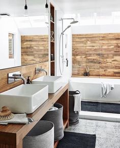 File this one under bathroom goals. *Photo: Jenah Piwanski *