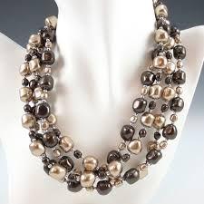 نتيجة بحث الصور عن pearl and swarovski