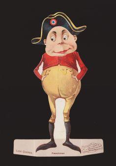 1892 Palmer Cox Brownie Paper Doll