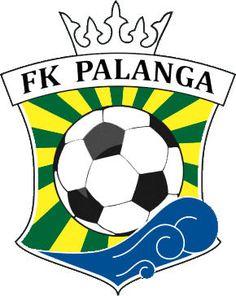 FK Palanga (Lithuania) #FKPalanga #Lithuania (L10684) Soccer Logo, Soccer Teams, Fifa, Lithuania, Club, Soccer Ball, History, Profile, Logos