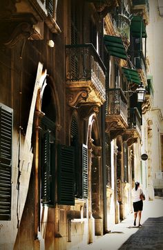 Valletta Street | Flickr