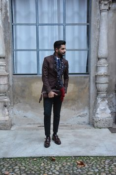 My Outfits for Pitti Uomo 89 And Milan Fashion... | MenStyle1- Men's Style Blog