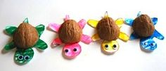 Walnut Crafts for Kids!